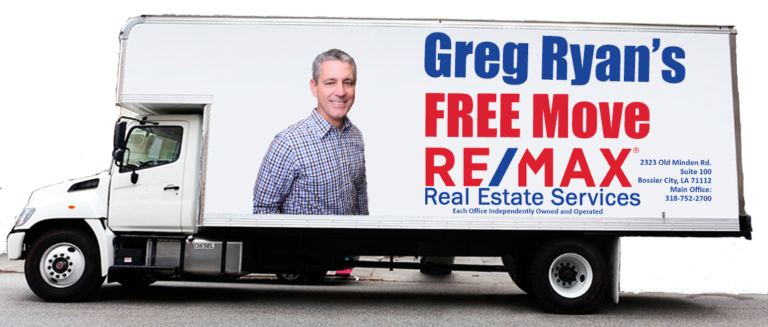 Greg Ryan's Back to School free moving special