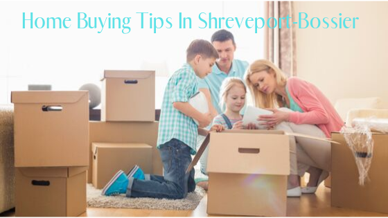 Home Buying Tips in Shreveport-Bossier